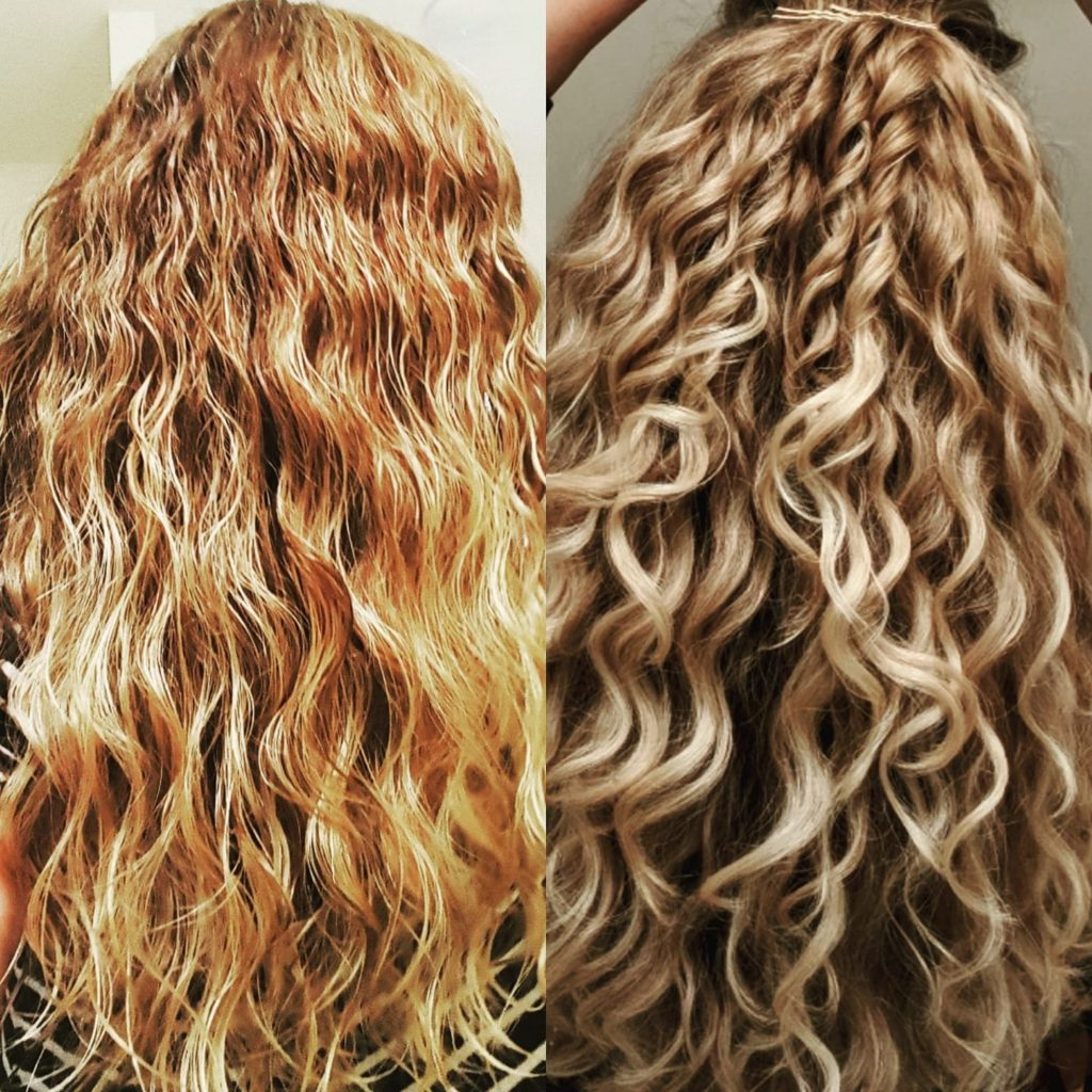 Feel Good Friday: The Curly Girl Method – In Pursuit of
